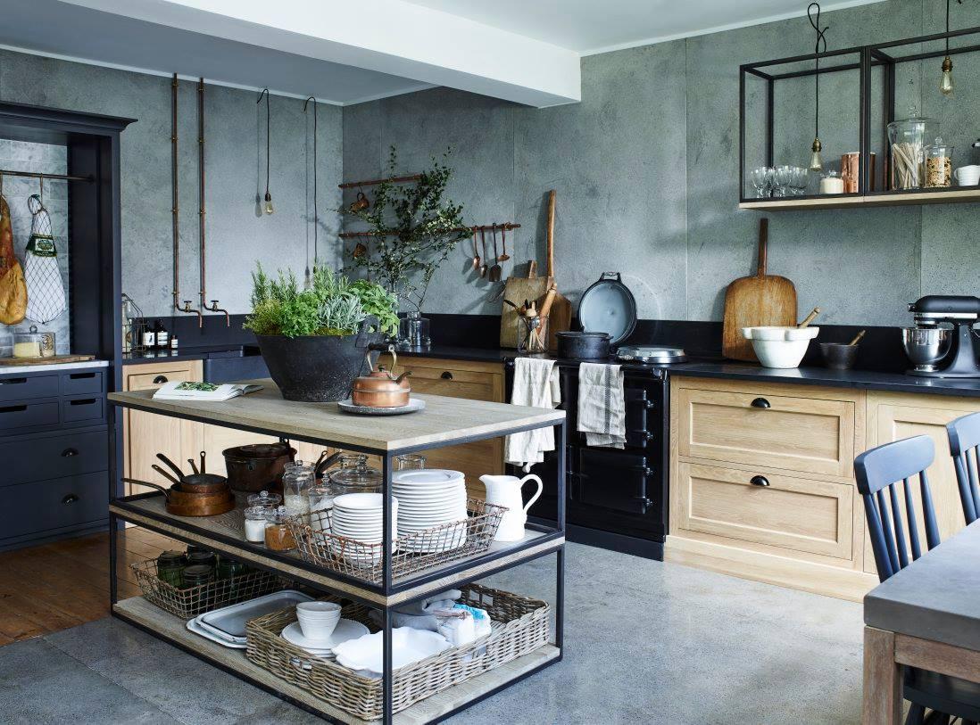 Sfeervol! landelijke houten keuken henley van neptune   nieuws ...