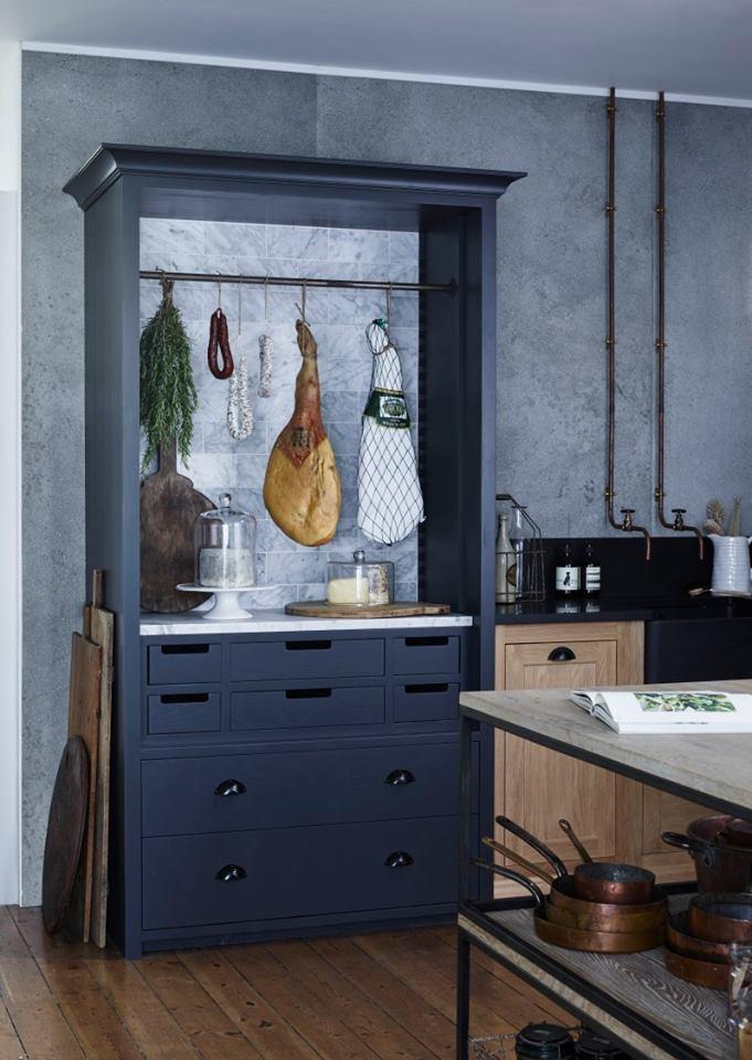 Landelijke houten keuken Henley van Neptune via Martin Zoon