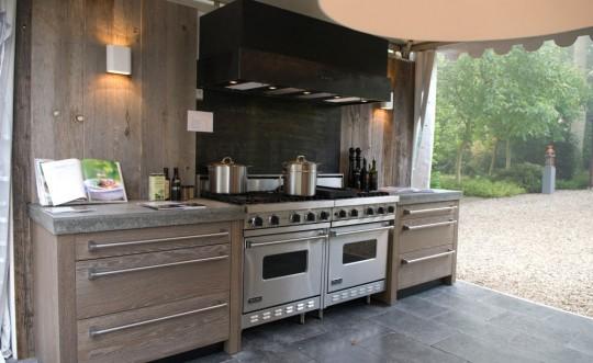 Heerlijk buiten koken met de mooiste buitenkeukens van 2012 - Nieuws ...