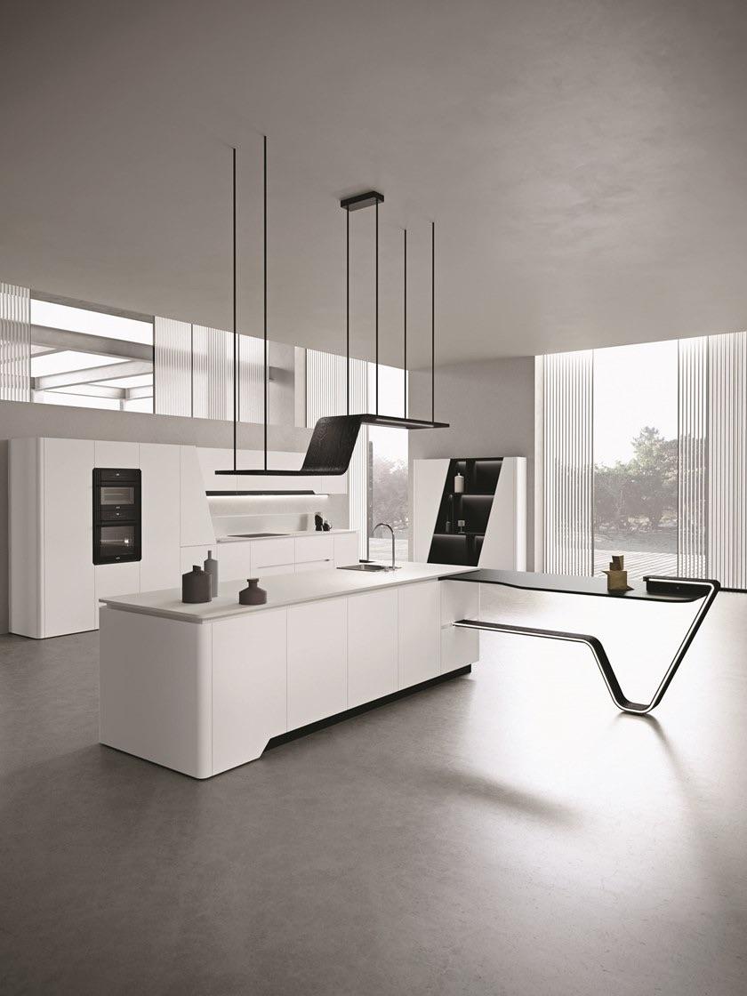 Snaidero Vision designkeuken #design #snaidero #snaiderovision #designkeuken #keuken
