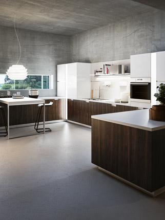 Snaidero lux italiaans keukendesign nieuws startpagina voor keuken idee n uw - Badkamer meubilair merk italiaans ...