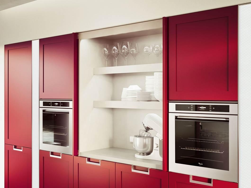 Snaidero Lux design keukenkasten