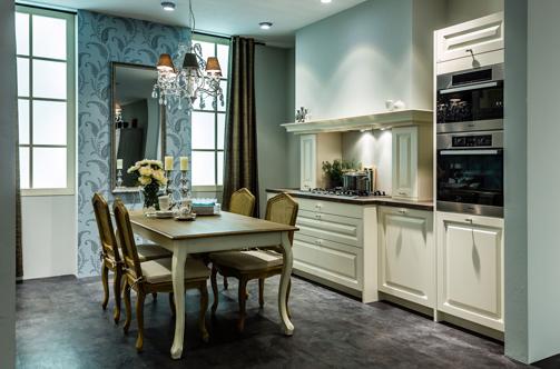 Landelijk romantische keuken Uw KeukenSpeciaalzaak Selectiv