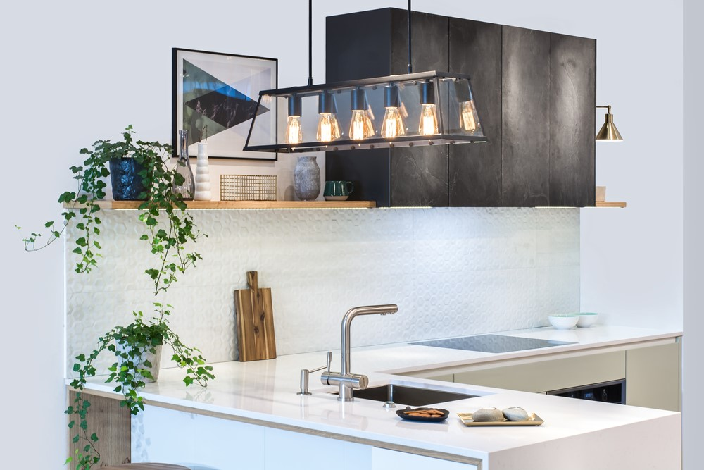 Verrassend Ideeën voor verlichting in de keuken - UW-keuken.nl NC-88