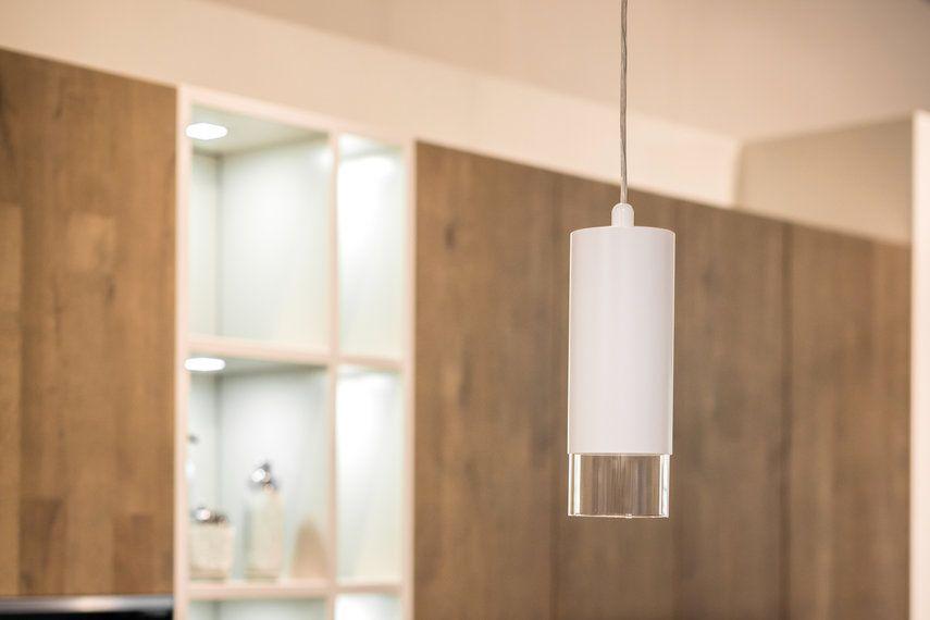 Wave design hanglampen kookeiland en eettafel #keuken #verlichting