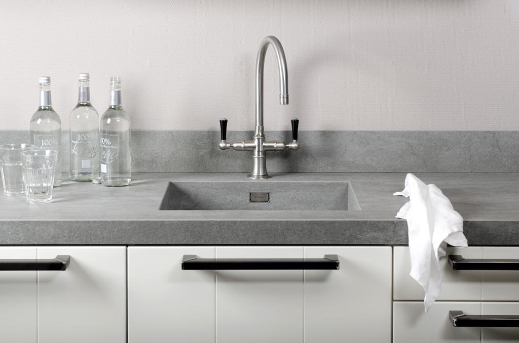 Keuken Met Betonlook Blad : & kleuren – Nieuws Startpagina voor keuken idee?n UW-keuken.nl