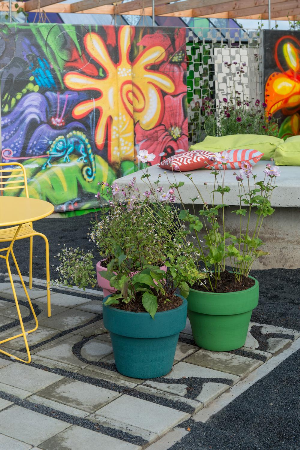 Tuintrends 2020: urban én mix van culturen #tuin #tuininspiratie #tuintrends