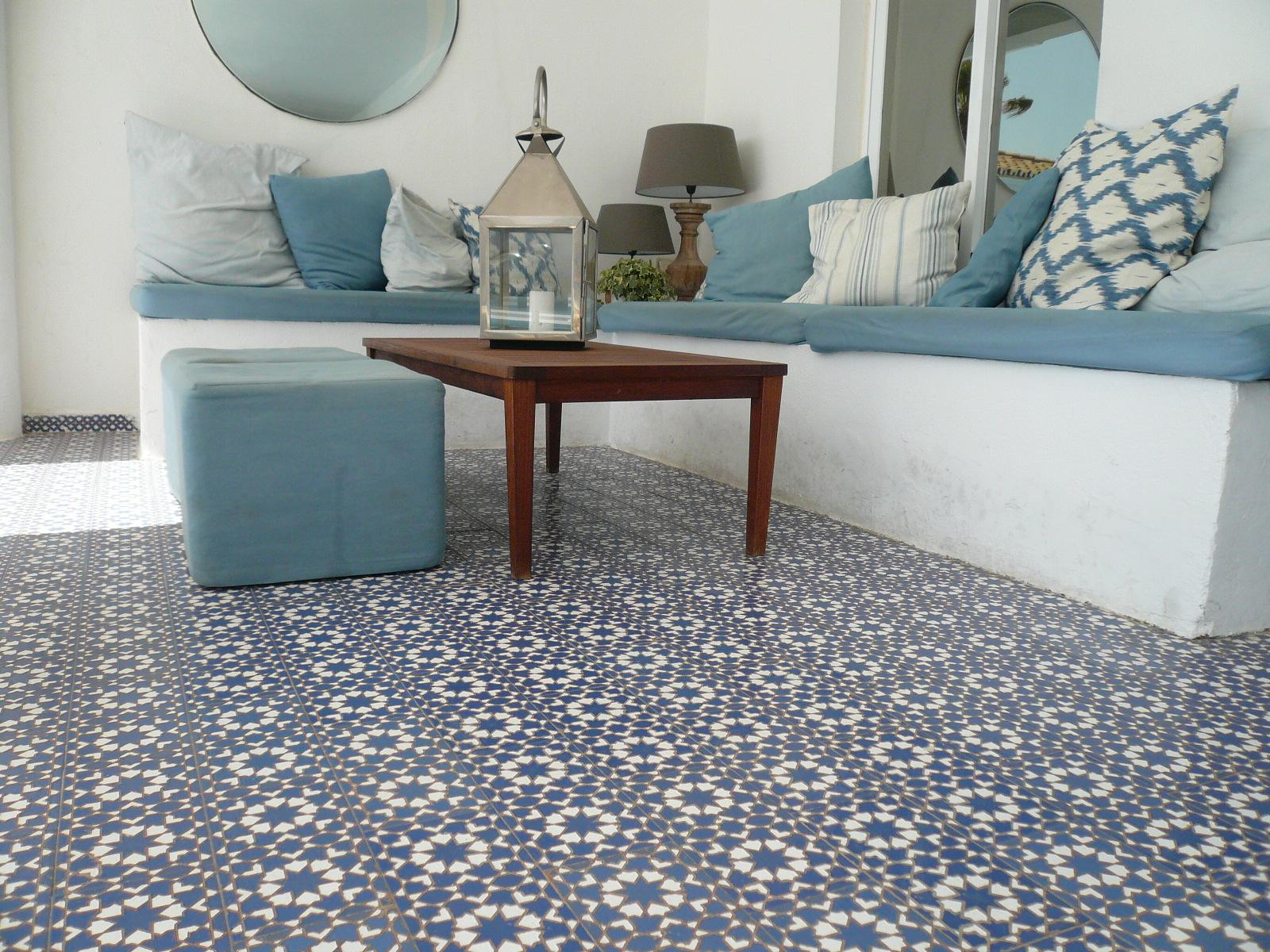 Sierbestrating en tuintegels startpagina voor tuin idee n uw - Tuin marokkaans terras ...