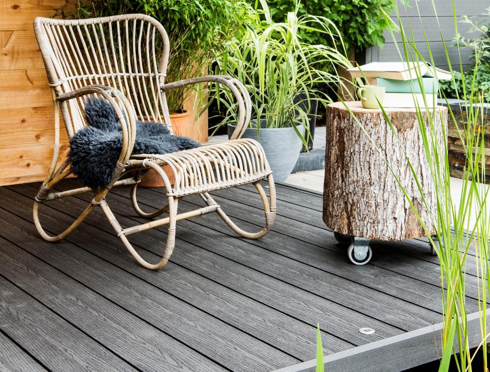 Sierbestrating terrasplanken startpagina voor tuin idee n uw - Idee terras ...