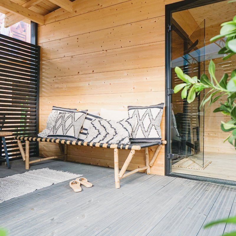 Trendy tuinmeubels om de tuin of veranda in te richten via Fonteyn #tuin #tuinmeubels #tuininspiratie #veranda #tuinidee