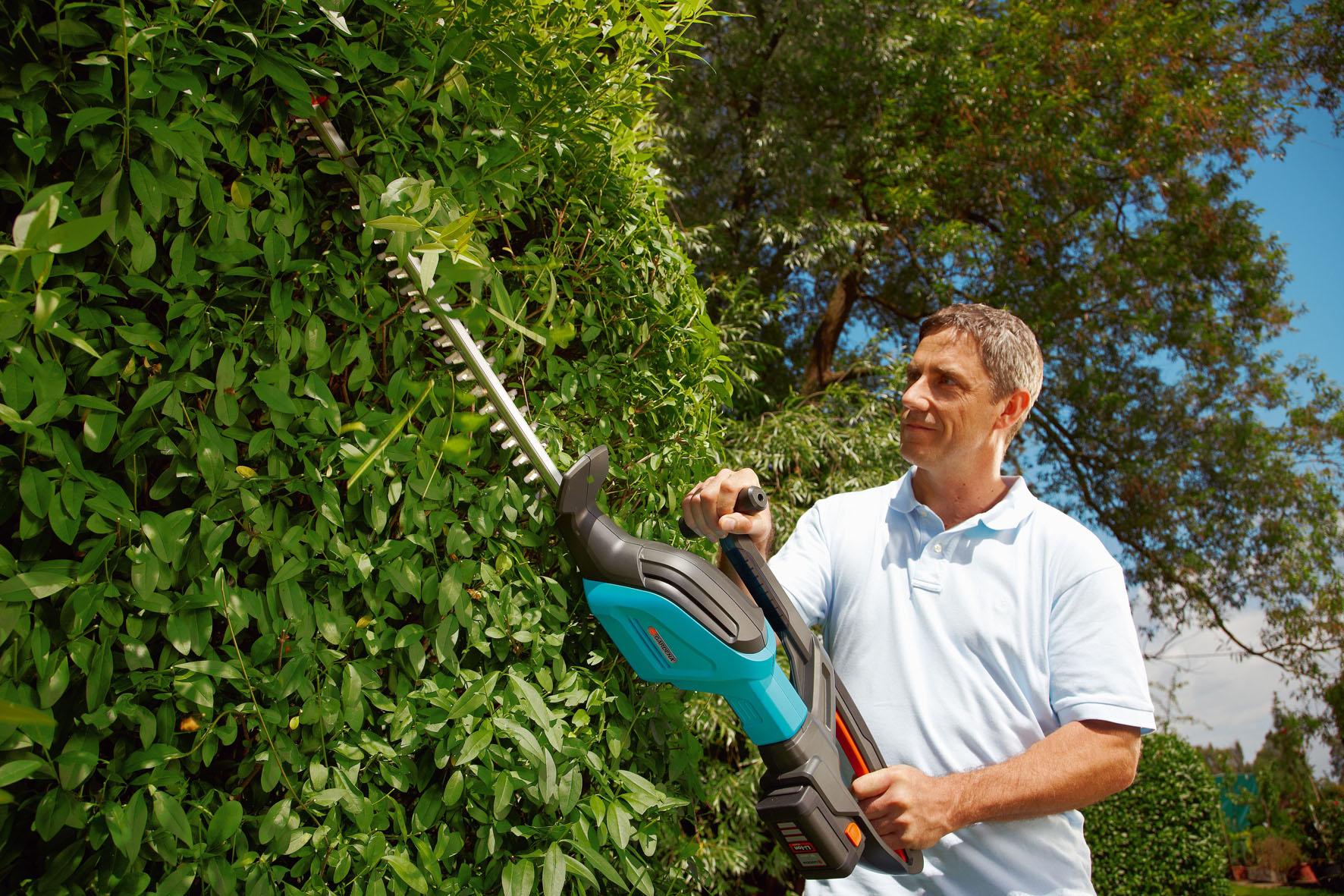Draadloos tuinieren met Gardena