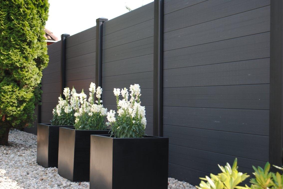 Schuttingen omheiningen startpagina voor tuin idee n uw - Exterieur decoratie moderne tuin ...