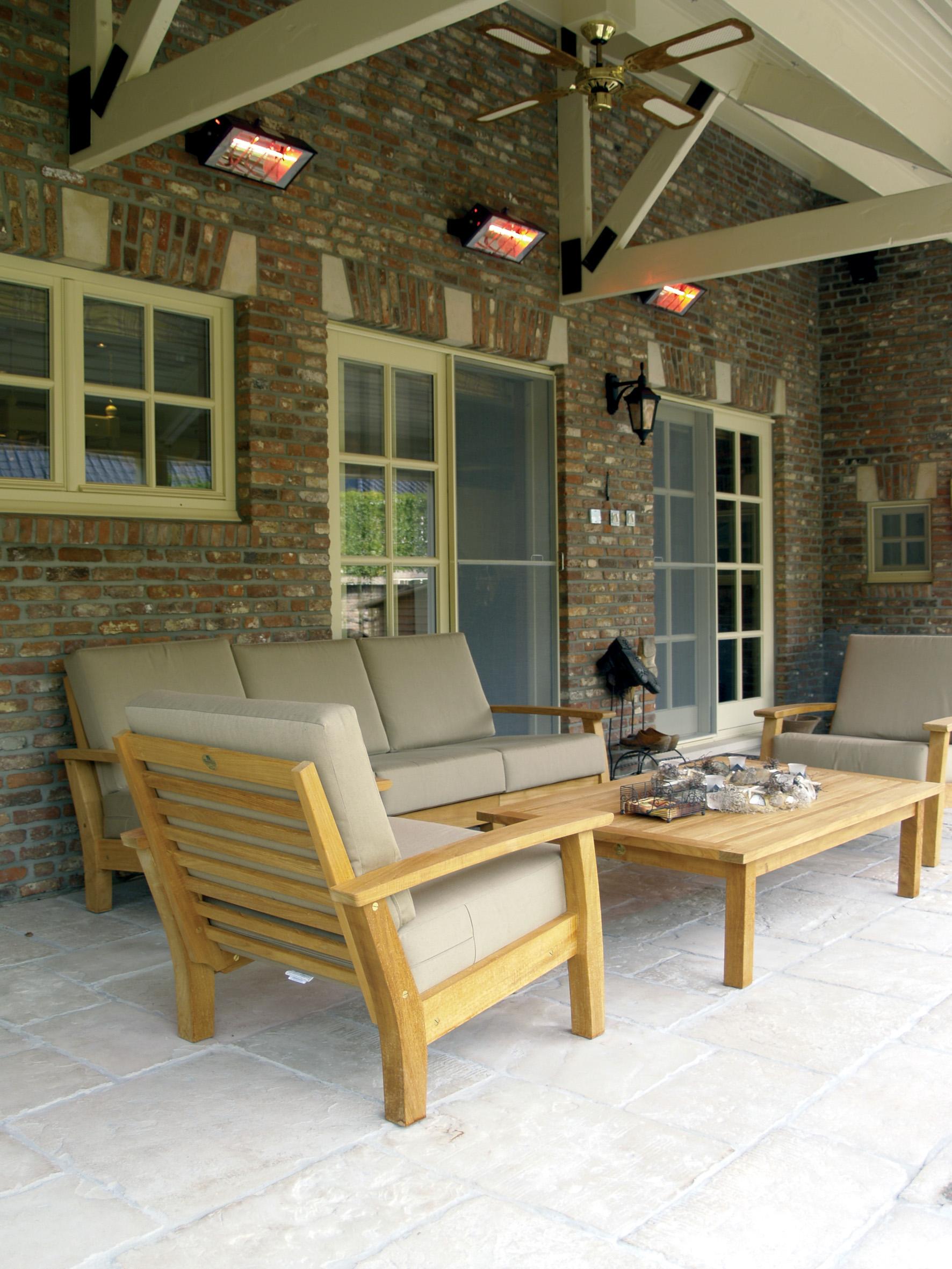 Een warm terras met magnum nieuws startpagina voor tuin idee n uw - Idee terras ...