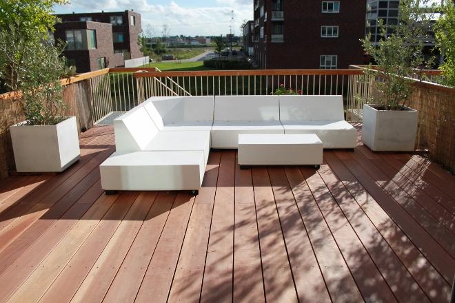 Trends in tuinmeubelen nieuws startpagina voor tuin idee n uw - Witte design lounge ...