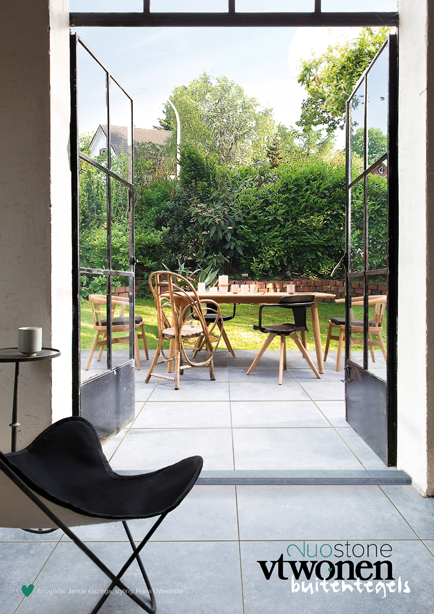 Trendy buitentegels voor je terras nieuws startpagina voor tuin idee n uw - Idee van deco tuin buiten ...