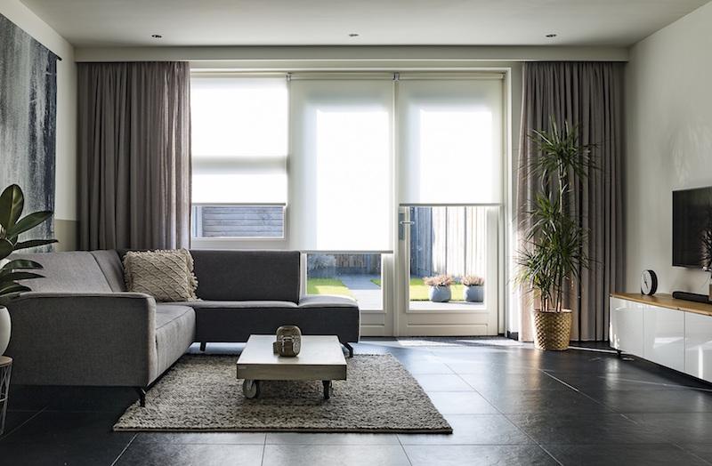 Houd je huis koel met raamdecoratie #verano #raamdecoratie