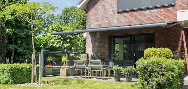Tips bij het kiezen van zonwering voor de tuin en het terras - Luderitz van Verano