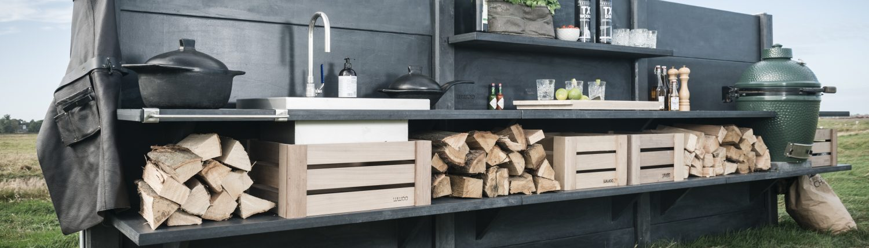 Barbecue trends van deze zomer met tips van Ron Blaauw en WWOO buitenkeukens #buitenkeuken #bbq #tuin #wwoo