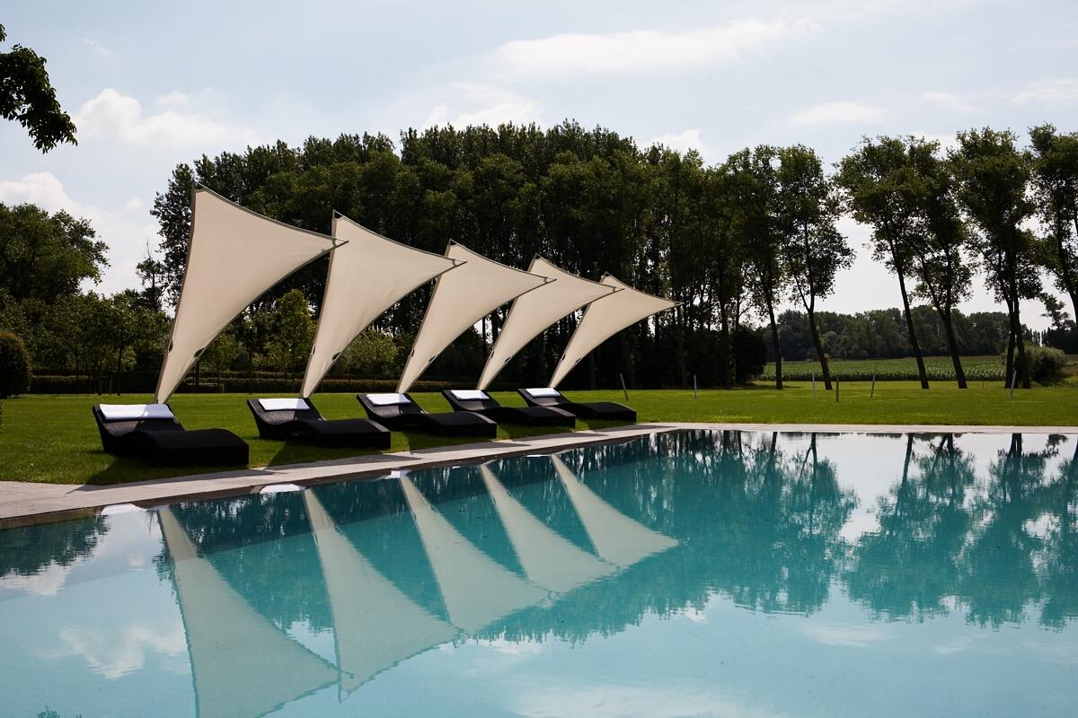 Schaduwdoeken in de tuin - Nieuws Startpagina voor tuin ideeu00ebn : UW ...