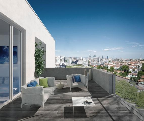 Outdoor sofa - design tuinbank Clea van Coro Italia voor terras, tuin en balkon. Via Paardekoper Hulst Terrace Design bij Het Arsenaal #tuin #terras #balkon #tuinbank