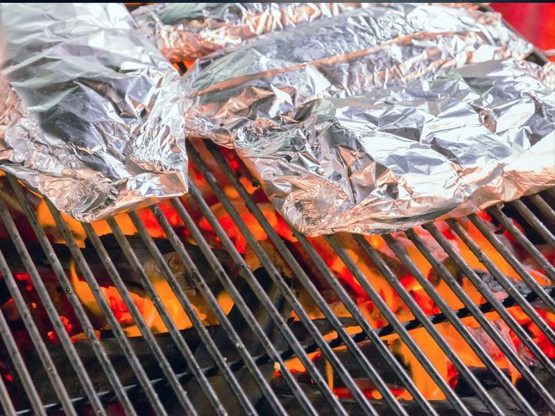 Eenvoudig recept voor vis op de BBQ