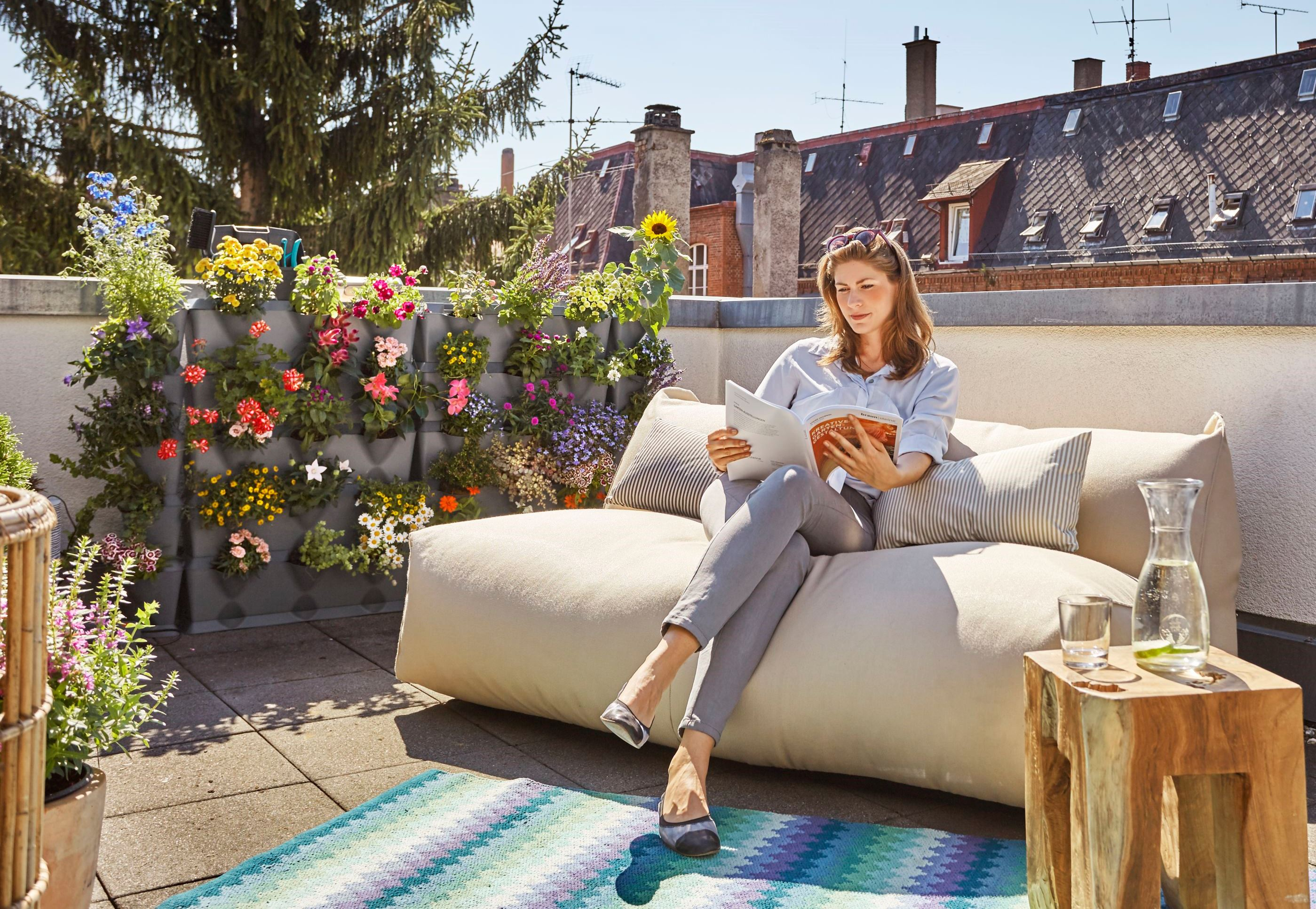 Muur Ideeen Tuin : Tuindecoratie voor aan de muur inspirerende voorbeelden