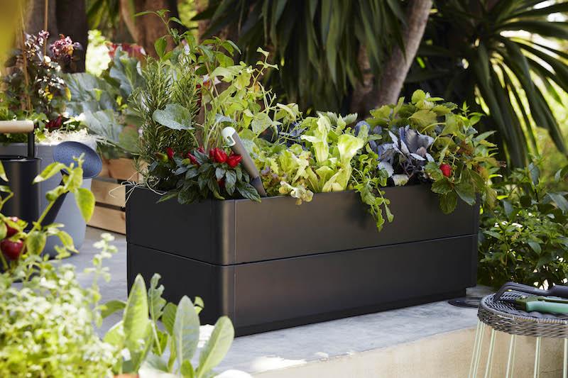 De nieuwe tuincollectie 2017 van IKEA met plantenbakken voor de moestuin op je #balkon of #terras