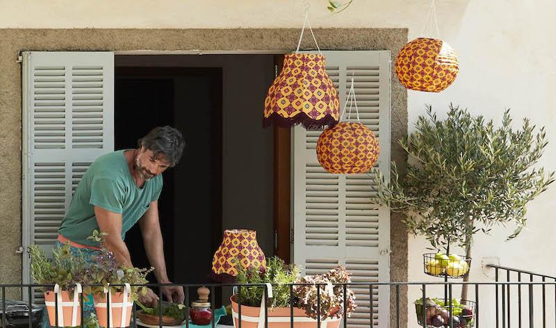 Nieuwe collectie 2017 voor de tuin en balkon van IKEA - tuinverlichting led-verlichting
