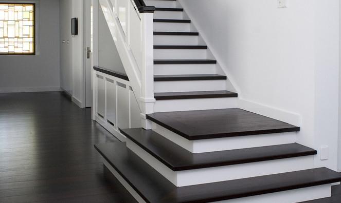 Traprenovatie startpagina voor interieur en wonen idee n uw - Renovatie houten trap ...