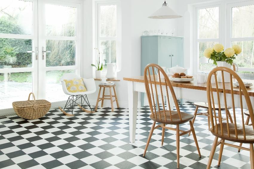 Hoe kies je een vloer? Keukenvloer van vinyl - carpetright