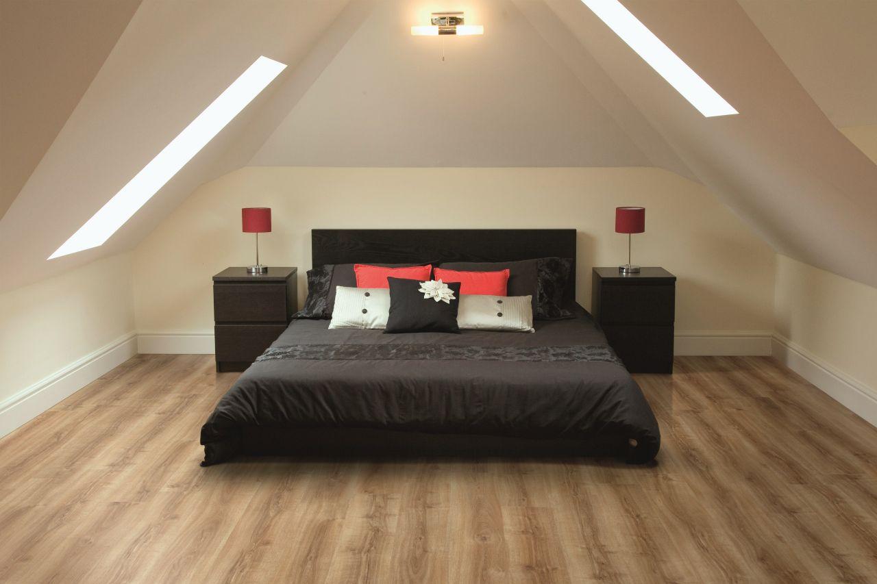 Slaapkamer Vloeren : Gladde vloeren van kunststof zijn zeer geschikt ...