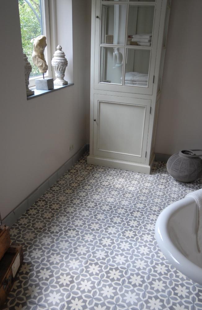 Patroon tegels keuken - Oude patroon tegel ...