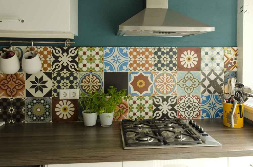 Portugese Tegels Keukenvloer : Sfeervol! portugese tegels in de keuken nieuws vloerbedekking