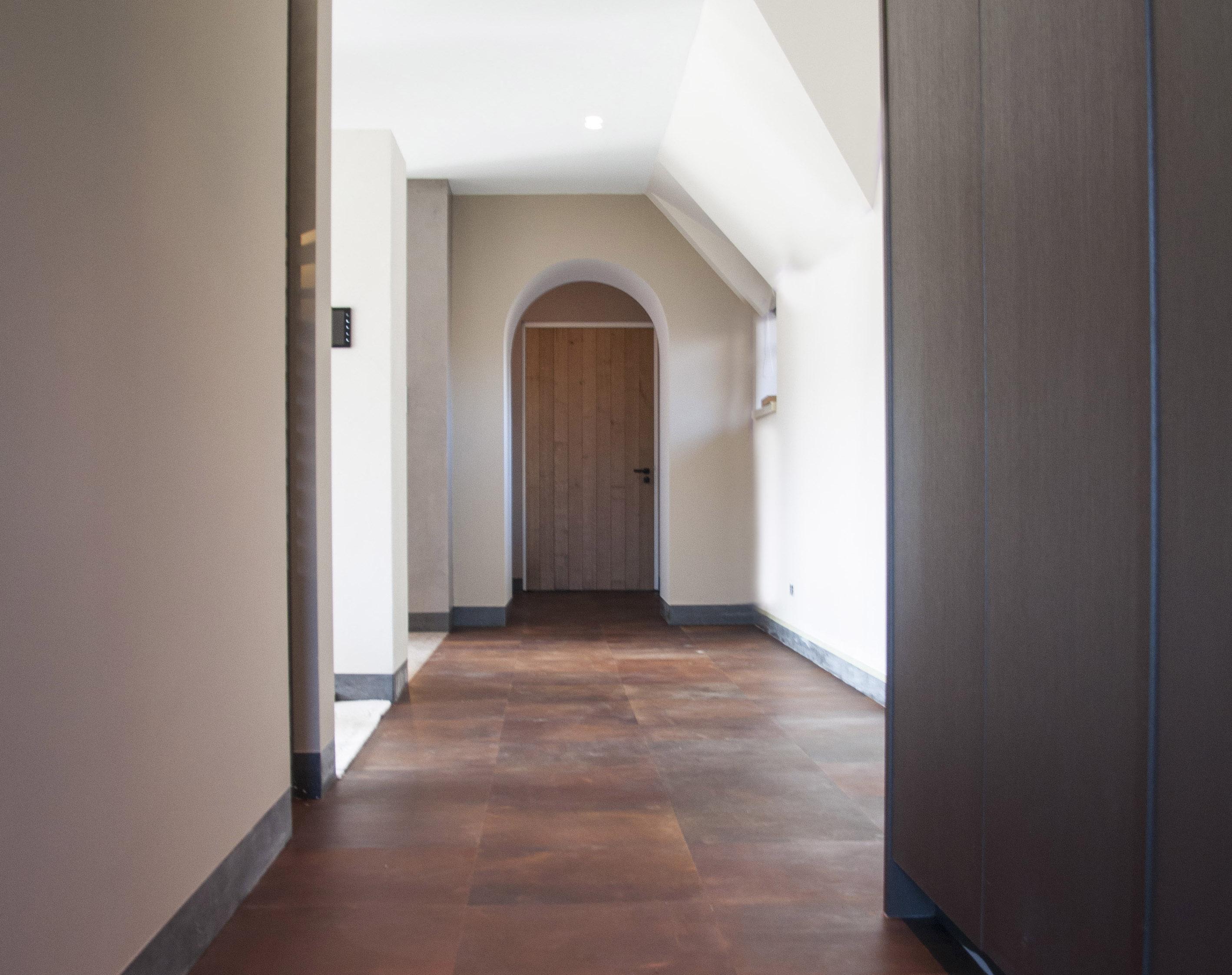 Exclusieve vloeren - leren vloer van Etagon #vloer #interieurinspiratie
