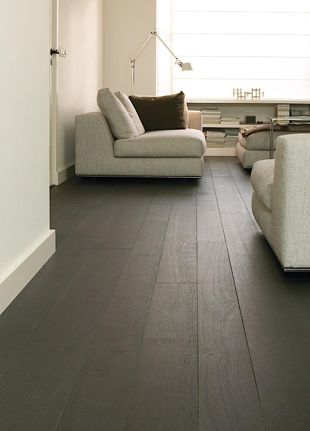 Houtambacht houten vloer