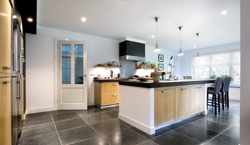 Keukentegels en keukenvloeren startpagina voor keuken idee n uw - Open keuken idee ...