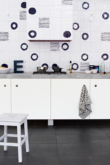 Achterwand Keuken Geen Tegels : keuken wand en vloertegels tegels product id. Achterwand keuken