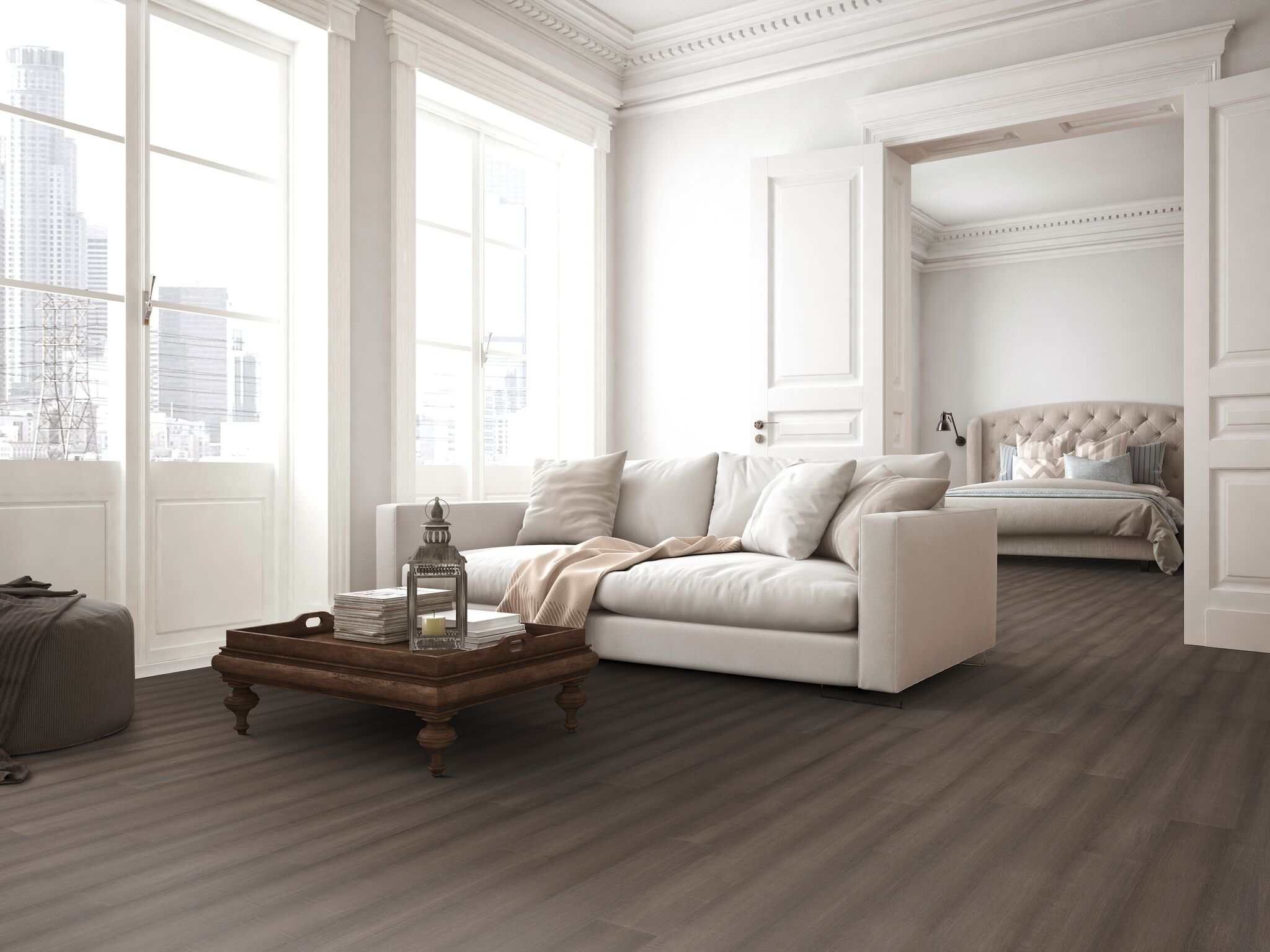 prachtige topbamboe vloeren met vintage looks nieuws