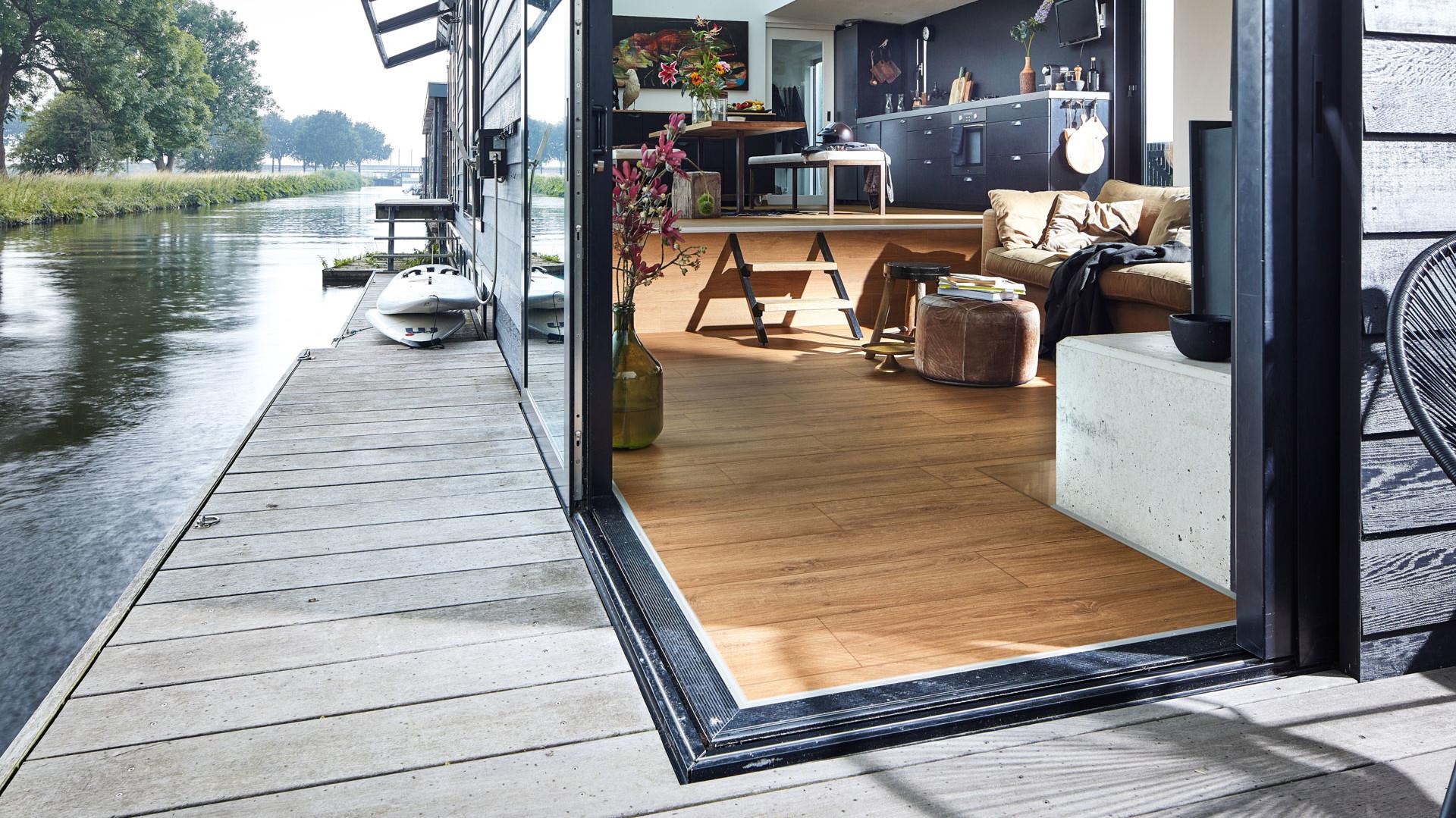 Designvloer Meister. Kunststof houten vloer zonder vinyl van Meister. Alles over kunststof vloeren #uwvloer