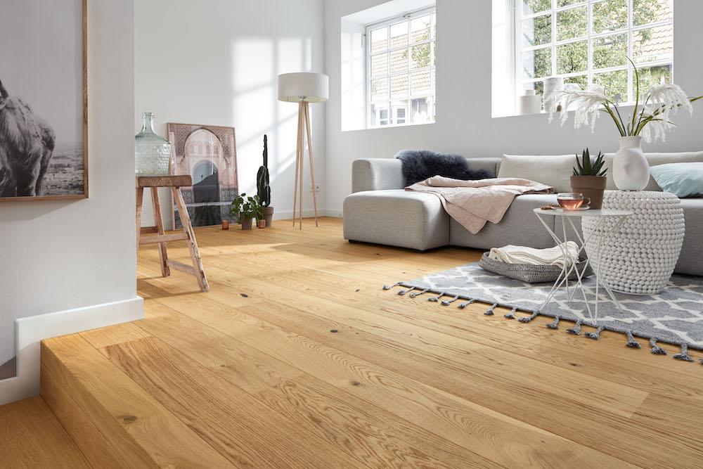 Parketvloer PD200 van Meister #parketvloer #houtenvloer #interieur #meister #parket