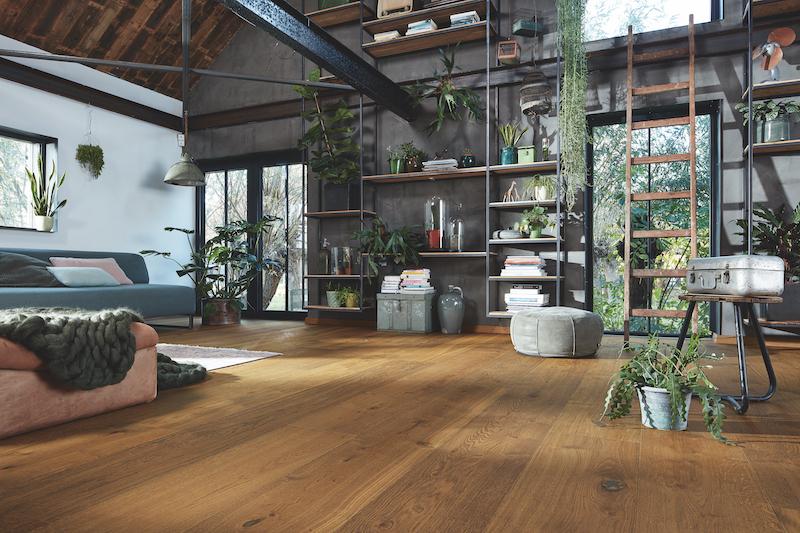 Nieuwste Lindura houten vloer Houten HD400 natuurgeolied van Meister - Eik authentic Dry Wood 8748  #interieur #interieurinspiratie #houtenvloer #hout #vloer #meister #lindura