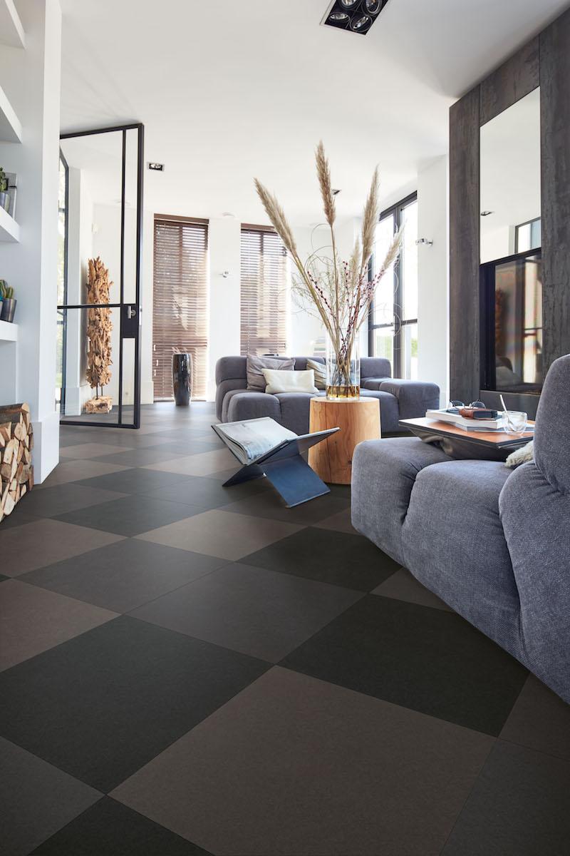 Mooie vloer van Meister met de warmte van hout en zo sterk als steen #naduravloer #meister #laminaat #vloer #interieur #interieurinspiratie