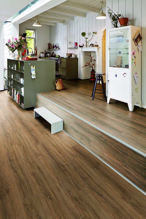 Meister Designvloer Classic in 8 decors - warm voor de voeten en met multiclic systeem. Zonder PVC of schadelijke weekmakers