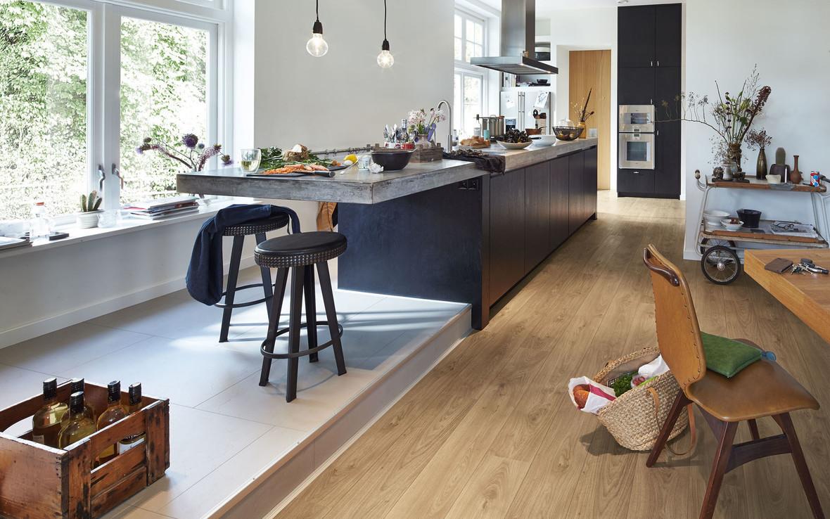 Laminaatvloer met houtlook. Meister laminaat Micala #laminaat #laminaatvloer #interieur #interieurinspiratie #meister #vloer