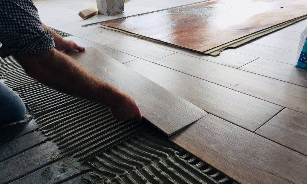 Keramische vloertegels Nibo Stone #vloer #keramisch #keramischparket