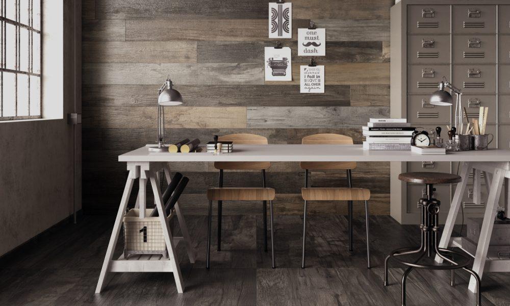 Keramisch parket - prachtige vloer met houtlook van Nibo Stone
