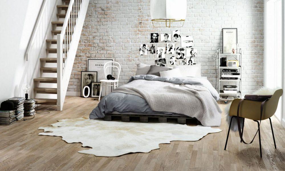 Keramisch parket - prachtige tegelvloer met houtlook van Nibo Stone