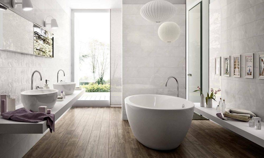 Houtlook tegels voor de badkamervloer - Nieuws Startpagina voor ...
