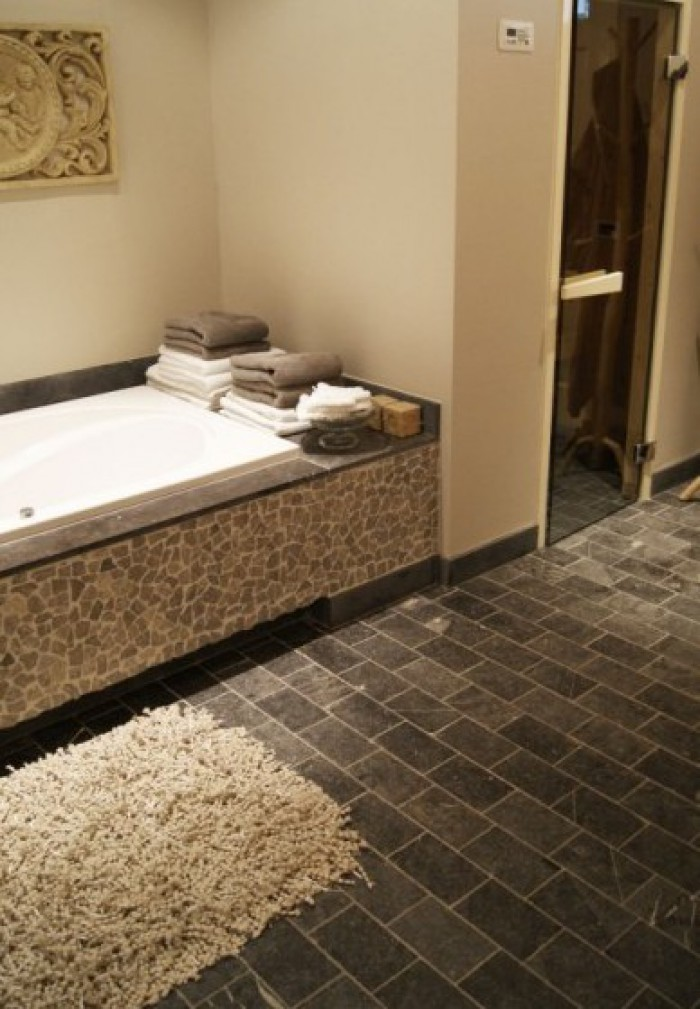 Badkamer Ideeen Natuursteen : Natuursteen in de badkamer nieuws ...
