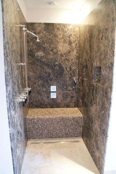 Natuursteen in de badkamer - Nieuws Startpagina voor badkamer ...